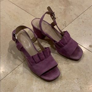 E8 by Miista Suede Sandals